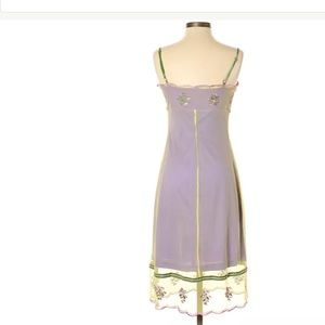 Betsey Johnson Dresses - 90s Betsey Johnson New York dress vintage